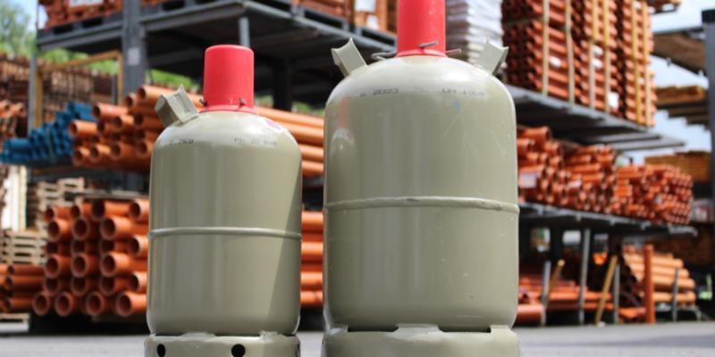 propane heater rentals